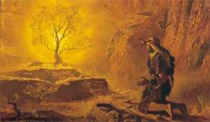 moses_and_burning_bush_by_A_Friberg
