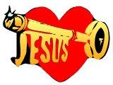 Jesus is the key