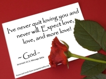 Image result for love note from god