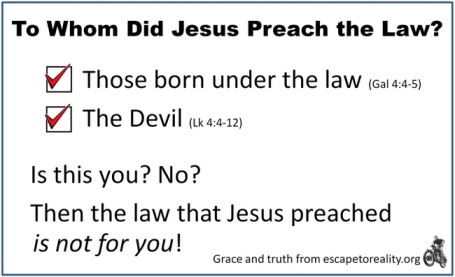 Jesus_preached_law