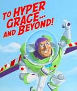 Buzz Lightyear Grace