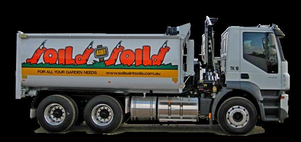 soils truck