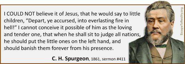 Spurgeon on babies