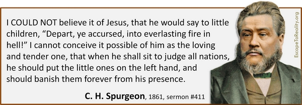 Spurgeon on babies