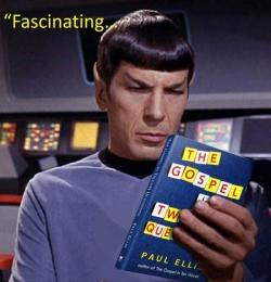 Spock reads GITQ
