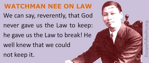 Nee on Law