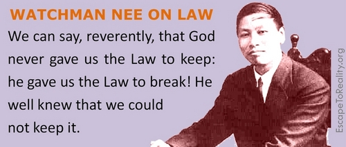 Nee on Law