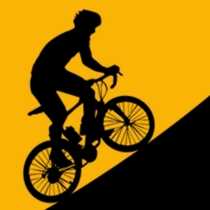cycling uphill