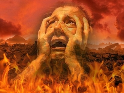 Image result for photo rich man suffering in hell