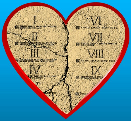 The Law Written On Our Hearts Is Not The Ten Commandments Escape