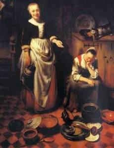 Unworrthy servant