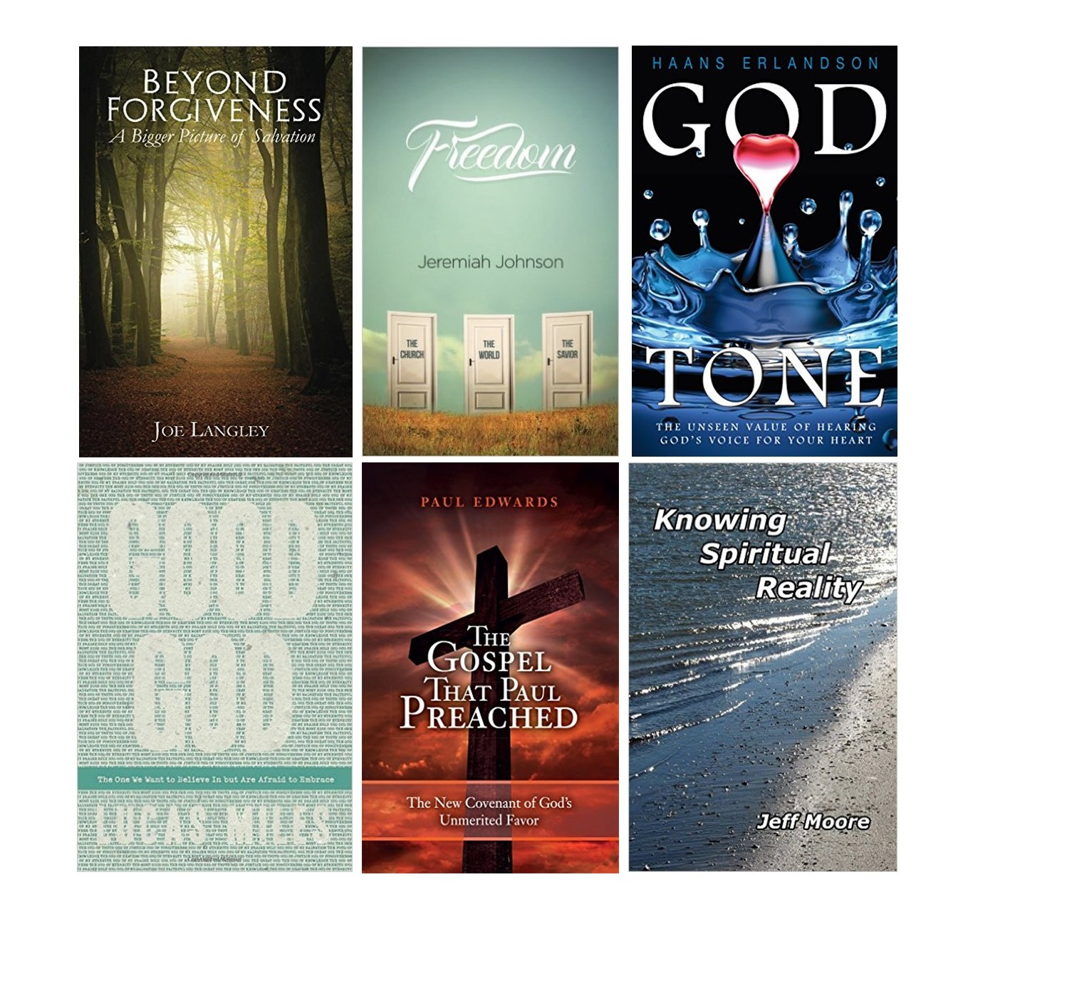 The Lord Your God is in Your Midst (The Grace Books Book 1)